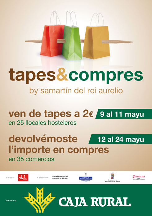 Tapes y Compres
